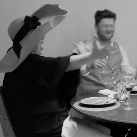 Le Diner...